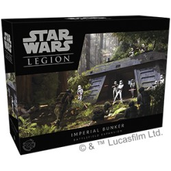 Imperial Bunker Battlefield Expansion - Star Wars Legion