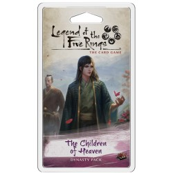 The Children of Heaven - Inheritance Cycle 3.4 - Legend of the 5 Rings LCG