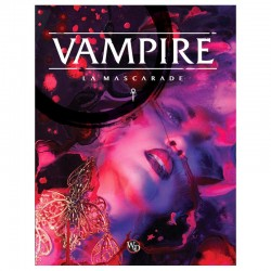 VF - La Mascarade Livre de Base - Vampire la Mascarade V5