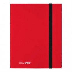 Portfolio 9 cases PRO-Binder Ultra Pro - Apple Red
