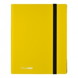 Portfolio 9 cases PRO-Binder Ultra Pro - Lemon Yellow