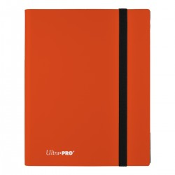 Portfolio 9 cases PRO-Binder Ultra Pro - Pumpkin Orange