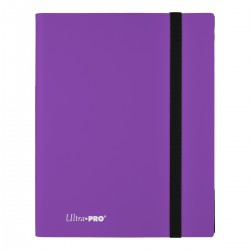 Portfolio 9 cases PRO-Binder Ultra Pro - Eclipse Royal Purple