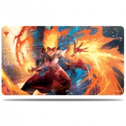 Tapis de jeu - War of the Spark Alternate Art Playmat - Chandra - Magic The Gathering