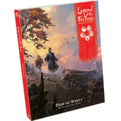 FFG - Legend of the Five Rings RPG - Path of Waves - EN