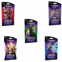 VO Display de 10 Theme Boosters Throne of Eldraine - Magic The Gathering