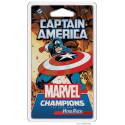 Captain America Hero Pack - Marvel Champions : The Card Game