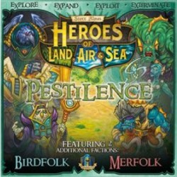 Heroes of Land, Air & Sea: Pestilence Expansion - EN