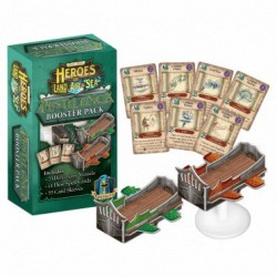 Heroes of Land, Air & Sea: Pestilience Booster Pack - EN