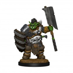 WizKids Wardlings miniature Orc