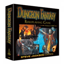 Dungeon Fantasy Roleplaying Game - EN