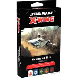 VO - Hotshots and Aces Reinforcements Pack - X Wing V2
