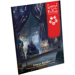 VO - Sins of Regret - Legend of the Five Rings RPG- FFG