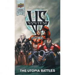 VS System 2PCG: Marvel The Utopia Battles