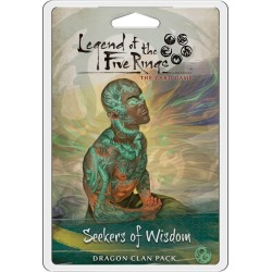 VO - Seekers of Wisdom - Dragon Clan Pack - Legend of the five Rins LCG