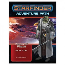 Starfinder Adventure Path: Solar Strike