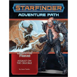 Starfinder Adventure Path: Assault on the Crucible