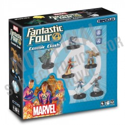 Fantastic Four Cosmic Clash Starter Set - Marvel HeroClix