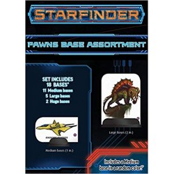 Starfinder Pawns: Base Assortment