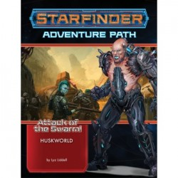 Starfinder Adventure Path: Huskworld