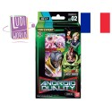 VF - LOT de 2 Expert Deck 2 - Android Duality - Dragon Ball Super Card Game