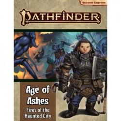 Pathfinder Adventure Path: Fires of the Haunted