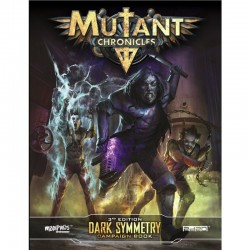Mutant Chronicles Dark Symmetry Campaign Book