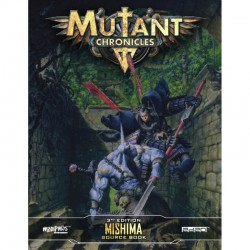 Mutant Chronicles Mishima Source Book