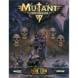 Mutant Chronicles Dark Eden Sourcebook