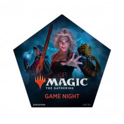 Game Night 2019 - Magic The Gathering