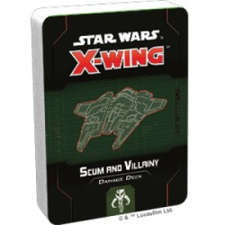VO - Scum and Villainy - Star Wars X Wing V2