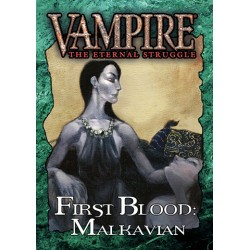 First Blood: Malkavian - Vampire The Eternal Struggle