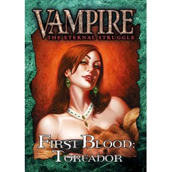 First Blood: Toreador- Vampire The Eternal Struggle