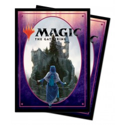 100 Protège-Cartes Magic The Gathering - Into the Story Deck