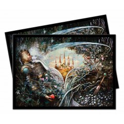 100 Protège-Cartes Magic The Gathering - Enchantment