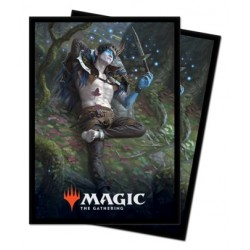 100 Protège-Cartes Magic The Gathering - Oko, Thief of Crowns