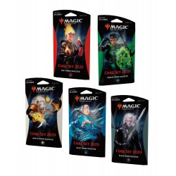 VO - Display de 10 THEME Boosters Core Set 2020 Theme - Magic The Gathering