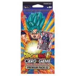 VF - Pack Premium 02 Anniversary - Dragon Ball Super Card Game