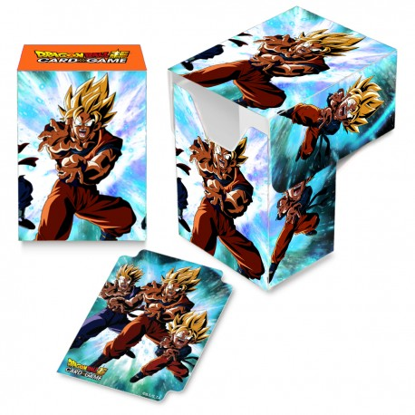 Deck Box Dragon Ball Super - Family Kamehameha - Ultra Pro