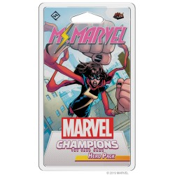 VO - Ms. Marvel Hero Pack - Marvel Champions : The Card Game