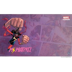 Tapis de Jeu Ms. Marvel Marvel Champions: The Card Game