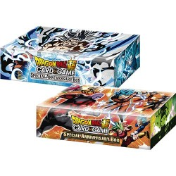 VF LOT de 2 SPECIAL ANNIVERSARY BOX - Dragon Ball Super Card Game