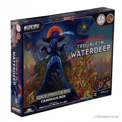 Adventures in Waterdeep Team Pack - D&D Dice Masters
