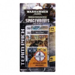 Sons of Russ Team Pack: Warhammer 40,000 Dice Masters