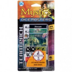 DC Comics Dice Masters - Mystics Team Pack