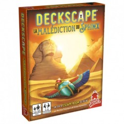 DECKSCAPE - La malediction du Sphinx