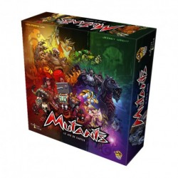 MUTANTS LE JEU DE CARTES