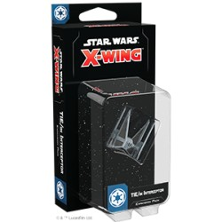 VO - TIE/in Interceptor Expansion Pack - Star Wars X Wing V2