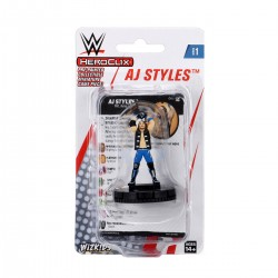 WWE HeroClix: AJ Styles Expansion Pack
