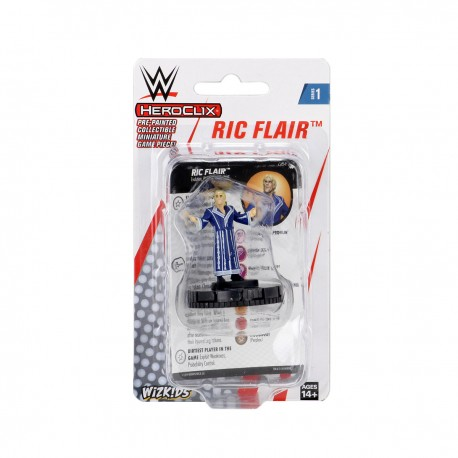 WWE HeroClix: Ric Flair Expansion Pack